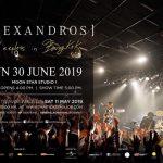 ชวนชาวร็อกไปมันกันกับคอนเสิร์ตครั้งแรกที่ไทย [ALEXANDROS] Sleepless in Bangkok