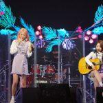 """2 สาว """"BOL4"""" ที่เนรมิตคอนเสิร์ตครั้งแรกในเมืองไทยให้อบอวลไปด้วยความประทับใจ"""