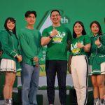 BNK48 และเจ้าขุน ร่วมเป่าเค้กฉลองความสำเร็จครบรอบ 6 ปี ของแกร็บในประเทศไทย