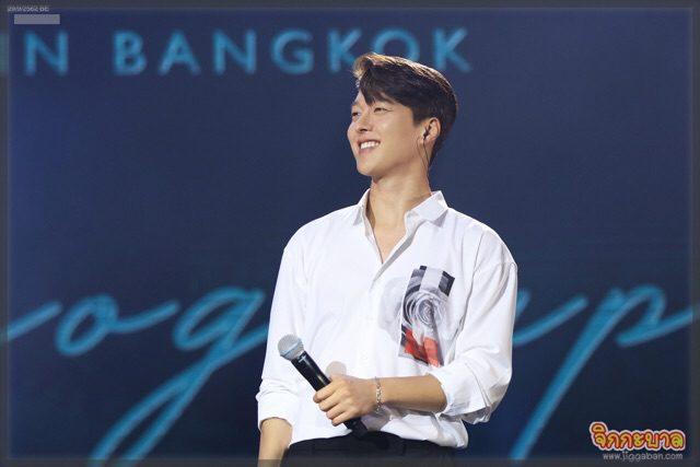 2019 JANG KI YONG 1ST FAN MEETING [FILMOGRAPHY] IN BANGKOK