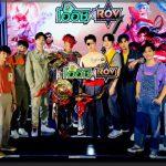 """10 หนุ่มฮอต GMM Teen Idols นั่งแท่นพรีเซนเตอร์ เปิดแคมเปญ """"Oishi X ROV รับยกเซ็ท 5 สกินญี่ปุ่น"""""""