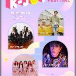 เค-จอย มิวสิค เฟสติวัล 2020 สุดปัง! EXO-SC, NCT DREAM, คิม ดงฮัน, ELRIS อย่าช้า.. จองเพื่อจอย 30 พฤศจิกายนนี้!