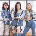 """3 สาว Hi-U เปิดห้องซ้อมเต้นโชว์ ซิงเกิ้ลที่ 2 """"อย่างนี้ซิ"""""""