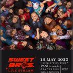 LOMOSONIC ฝ่าวิกฤต!! เตรียมระเบิดความมันส์… ส่งตรงความสนุกผ่านหน้าจอครั้งแรก ใน Lomosonic Sweetbros Concert Live Stream