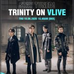 4NOLOGUE ส่ง TRINITY ให้เป็นศิลปินไทยกลุ่มแรก ที่มี Official Channel บน VLIVE !!