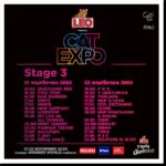 CAT EXPO 7 รวมพลคนดนตรีกว่า 100 ชีวิต ชวนแฟนชาร์จพลัง ยกความสนุกไร้ขีดจำกัด  มันจุใจ 2 วันเต็ม