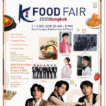 'DAY6 (Even of Day)'ในงานK-Food Fair 2020