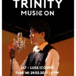 """แจ๊คกี้ TRINITY ฉายเดี่ยว Cover เพลง """"247"""" ใน """"TRINITY MUSIC ON"""""""