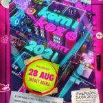 """ประกาศวันแสดงใหม่ แต่ขายบัตรวันเดิม!! """"คอนเสิร์ต KAMIKAZE PARTY 2021"""""""