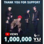 "4MIX ดันยอดติดตามค่ายทะลุแสนซับ ส่ง MV ""Y U Comeback"" ทะลุล้านวิวภายใน 1 อาทิตย์"