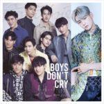 หล่อตาแตก! 9 หนุ่ม Boys Don't Cry #ชาอึนอู ขึ้นปกนิตยสารไทย ครั้งแรก