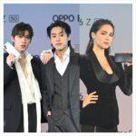 """ญาญ่า บิวกิ้น พีพี โชว์สุดเซอร์ไพรส์ งานเปิดตัวของ """"OPPO Reno6 Z 5G Online Launch Event"""""""