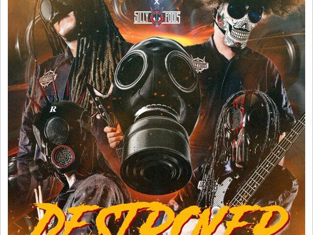"""สุดยอดเกมมือถือ """"Free Fire"""" และ สุดยอดวงร็อคระดับตำนานอย่าง """"SILLY FOOLS"""" โคจรมาพบกัน ใน Single ที่มีชื่อว่า """"Destroyer"""""""