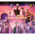 """20 ล้านวิว ใน 24 ชั่วโมง MV """"My Universe""""  Coldplay feat. BTS"""